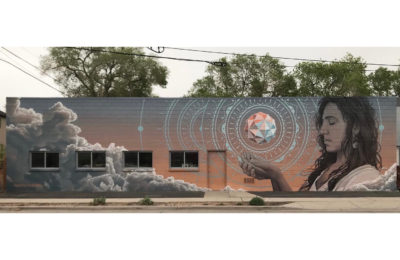 Air and Aether Mural Fest SLC - Miles Toland